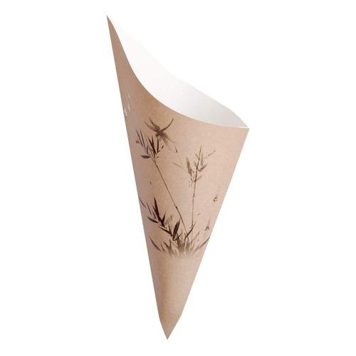 conetek 10-inch eco- amistoso dedo food conos : ¿ perfecto