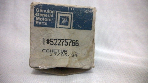 conexao tubo vacuo s/vacometro com 3 saidas gm 52275766 cx4