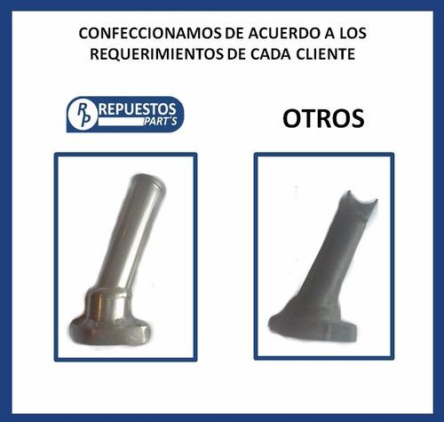 conexion para manguera de radiador y calefaccion fabricamos