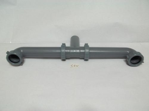 conexión sifón fregadero doble ponchera 1-1/2 pro-life 7n