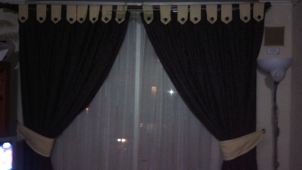 Confecci n de cortinas en mercado libre - Precio de confeccion de cortinas ...