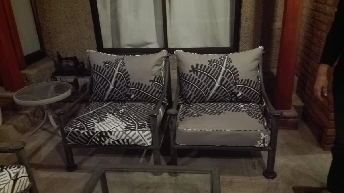 Confecci n de fundas y cojines para silla terrazas - Cojines para sillas terraza ...