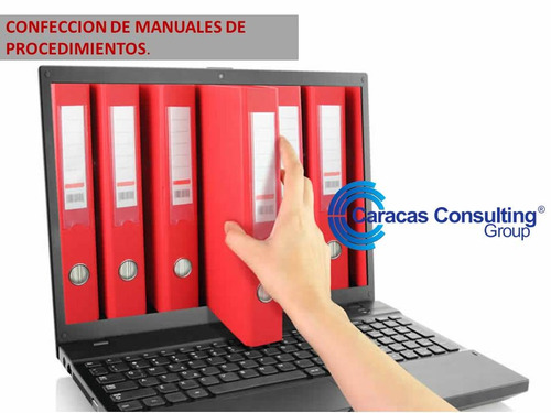 confección de manuales de procedimientos.