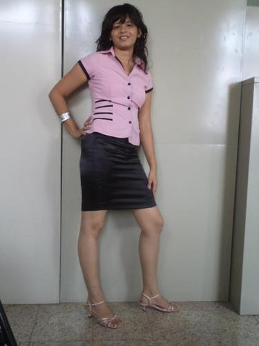 confección de ropa femenina  de todas las tallas