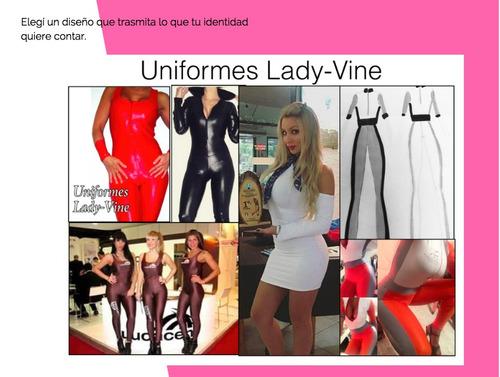 confección de uniformes de promotora