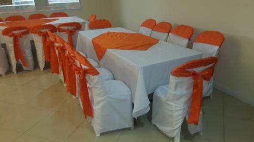 confección mantenimien y alquiler de carpas mesas,sillas etc