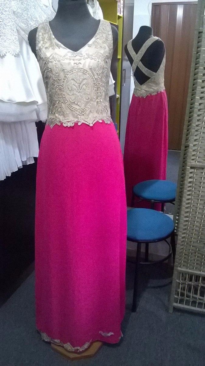Confección Vestidos De Fiesta. Diseño A Medida.telas Clienta ...