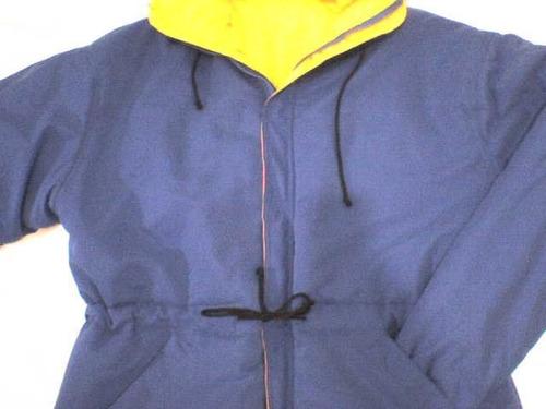 confeccionamos chaquetas tipo cazador, universitarias,y mas.