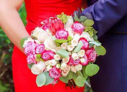confeccionamos ramos de novia y arreglo a para eventos