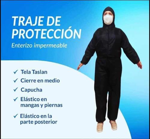 confeccionamos trajes de protección mamelucos mandiles