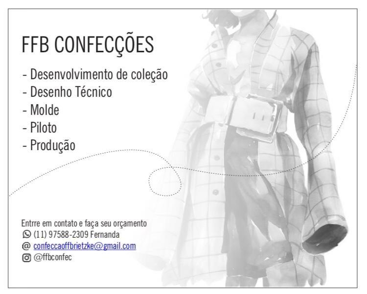 b7fee62d98 Confecção Moda Feminina E Desenvolvimento De Marcas - em Mercado Libre