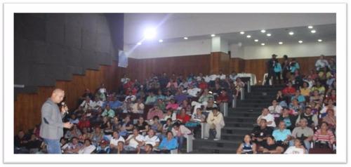 conferencista motivacional: cursos, charlas y talleres