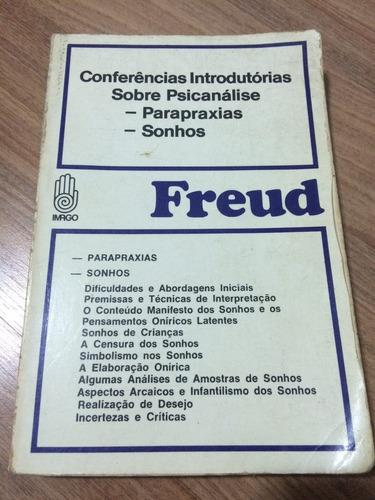 conferências introdutórias sobre psicanálise - freud