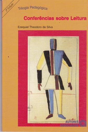 conferências sobre leitura trilogia pedagógica / livro novo