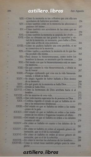 confesiones- san agustin- editorial sarpe- t. dura