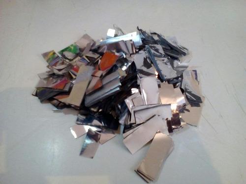 confeti metalico por kilo