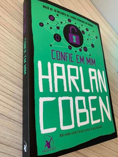 confie em mim - harlan coben (livro)