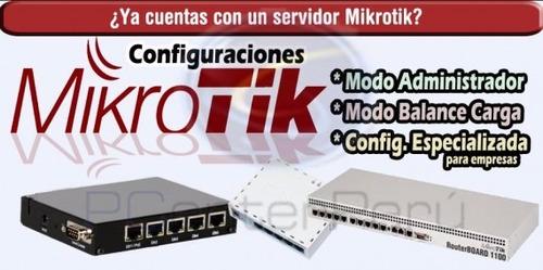 configuracion de equipos mikrotik,ubiquiti,cambium