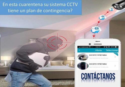 configuración de sistemas cctv