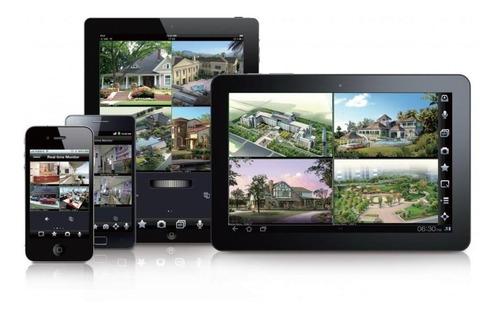 configuracion dvr cámaras ip para verlas por internet