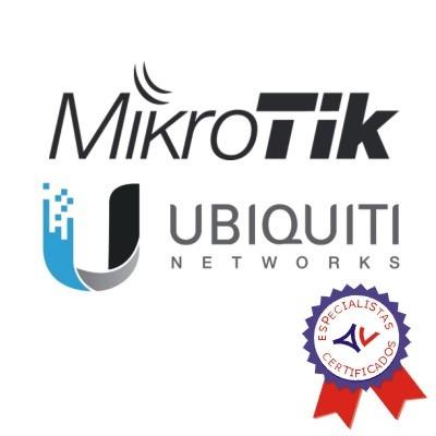 configuracion mikrotik y ubiquiti - router, wireless