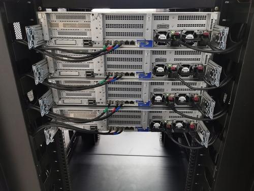 configuração de switchs