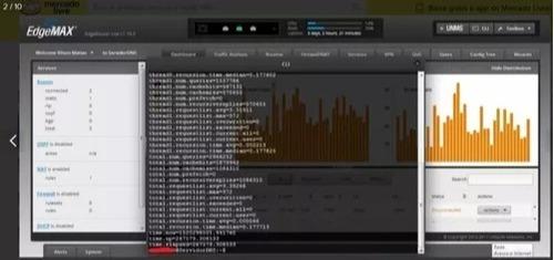 configuração dns recursivo na  edgerouter