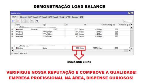 configuração profissional mikrotik suporte remoto 24h