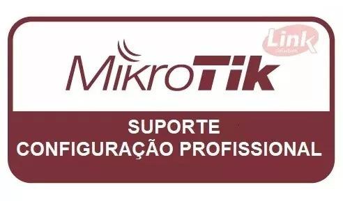 configuração profissional mikrotik - suporte remoto rapido