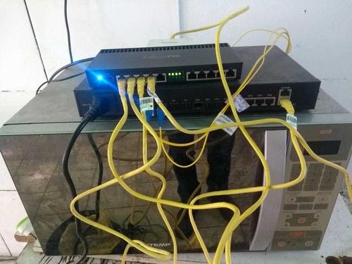 configurações para provedores de internet