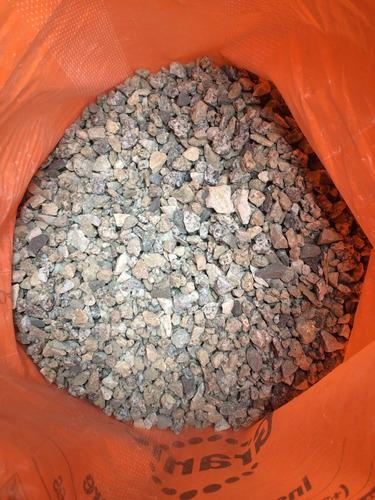 confitillo embolsada (piedra chancada  de 1/4  a 3/8 )
