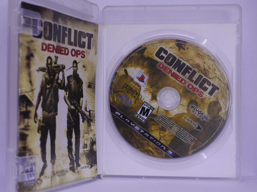 conflict denied ops -   playstation 3