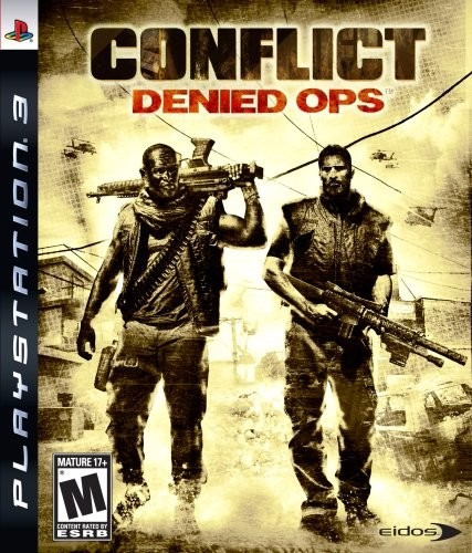 conflict denied ops -  ps3