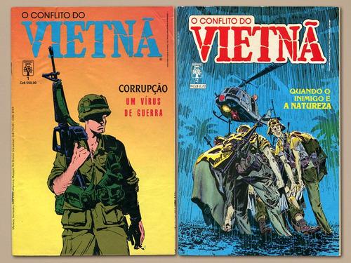 conflito no vietnã