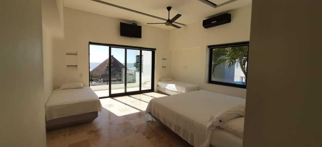 confortable casa de playa en renta por dias