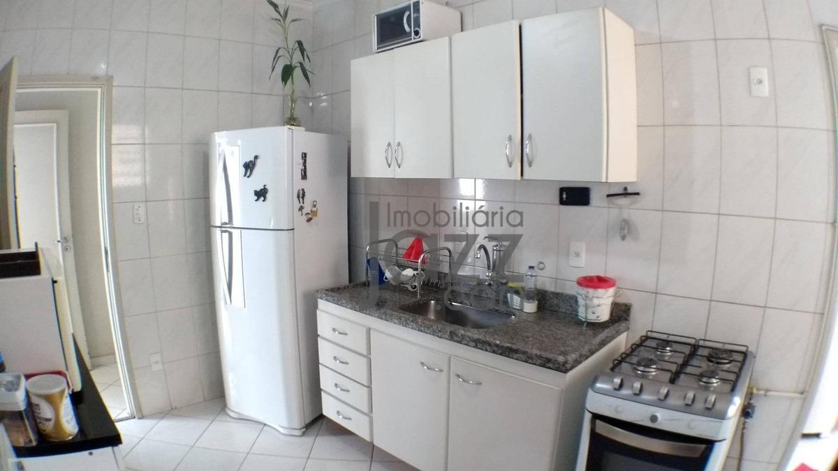confortável apartamento com 2 dormitórios à venda, 79 m² por r$ 215.000 - largo do pará / centro - campinas/sp - ap2374