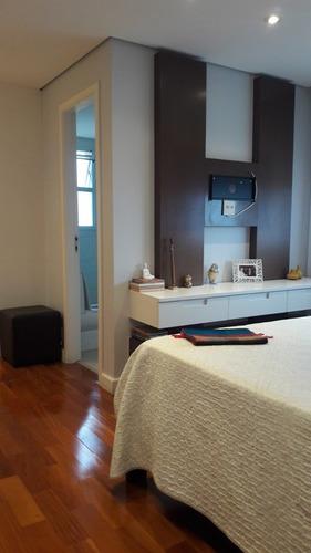 conforto e lazer - são 183 ms. com terraço gourmet. ref80154