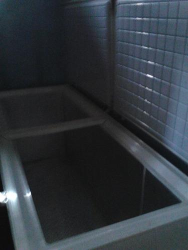 congelador de dos puertas