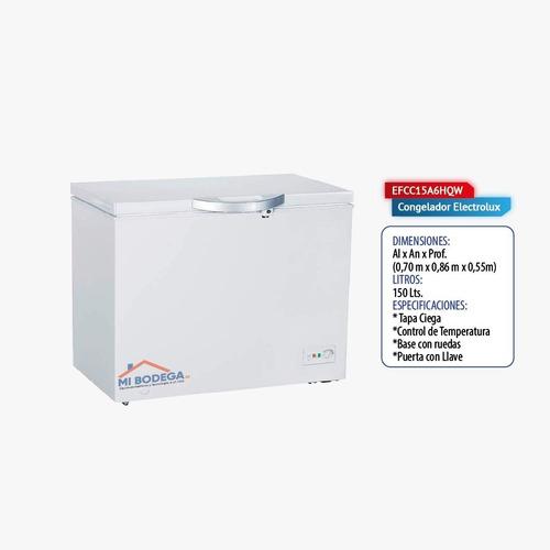 congelador electrolux de 150 lt, a 380lt