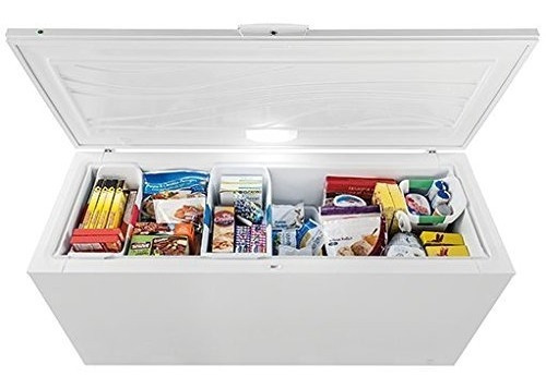 congelador frigidaire® modelo fffc22m6qw (22.p³) nueva caja