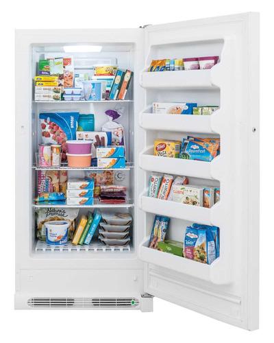 congelador frigidaire modelo fffu14f2qw (14p³) nueva en caja