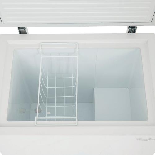 congelador horizontal 7 pies whirlpool nuevo