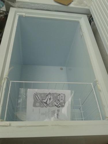 congelador horizontal con