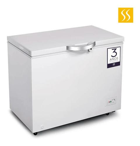 congelador horizontal electrolux dual 7 pies 200l