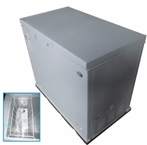 congelador horizontal freezer 200 litros 7 pies marca nica n