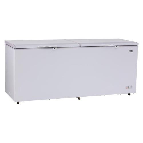 congelador horizontal frigidaire fc249nbiw (24p³) nueva caja