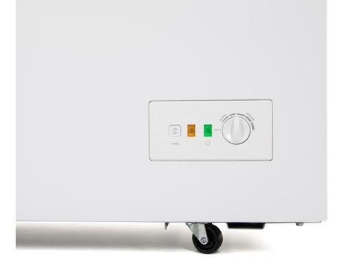 congelador horizontal frigidaire ffcc11a3hq (11p³)nueva caja