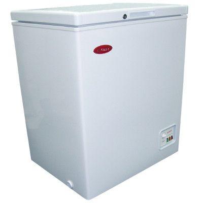 congelador horizontal sankey® rfc-550 (5.3p³) nuevo en caja