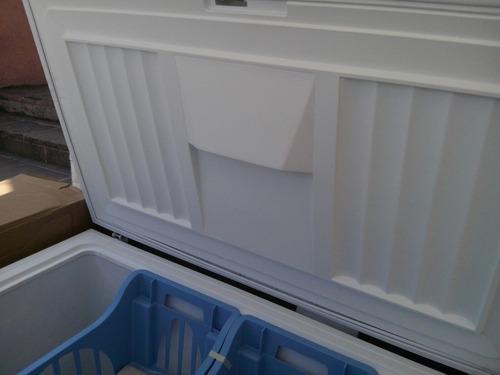 congelador horizontal whirlpool 16 pies