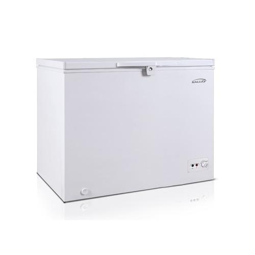 congelador kalley horizontal 142 lt k-ch146 blanco